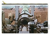 Self-propelled 8 Inch Howitzer M110 Lz Oasis R V N 1968 Carry-all Pouch