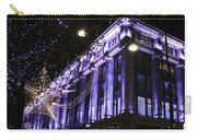 Selfridges London At Christmas Time Carry-all Pouch