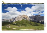 Sella Group. Italian Dolomites Carry-all Pouch