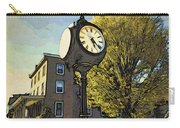 Sellersville Time Carry-all Pouch