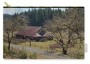 Selma Barn And Country Road Carry-all Pouch