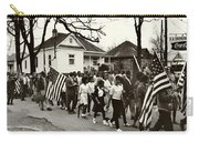 Selma To Montgomery Carry-all Pouch by Benjamin Yeager