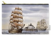 Semi-ah-moo Lighthouse Carry-all Pouch
