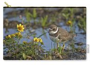 Semi-palmated Plover Pictures 44 Carry-all Pouch