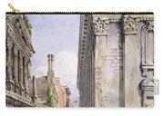 Senate House Passage, Cambridge, 1843 Carry-all Pouch