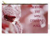 Sending You Some Christmas Magic Carry-all Pouch