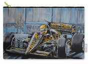Senna On The Casino Square Carry-all Pouch
