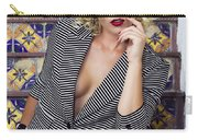 Sensational Stripes Palm Springs Carry-all Pouch