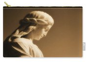Sepia Angel Dream Carry-all Pouch