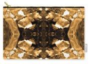 Sepia Bag Fairies 3 Carry-all Pouch
