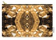 Sepia Bag Fairies 4 Carry-all Pouch