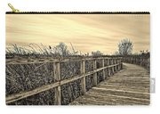 Sepia Boardwalk Carry-all Pouch