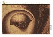 Sepia Chalk 1 Carry-all Pouch