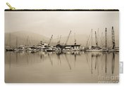 Sepia Harbor Carry-all Pouch