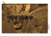 Sepia Red Rock Sedona Carry-all Pouch