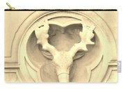 Sepia Reindeer Carry-all Pouch
