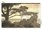 Sepia Seaview Carry-all Pouch