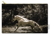 Sepia Stallion Carry-all Pouch