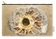 Septarian Concretion Of Nz Found Moeraki Boulder Carry-all Pouch