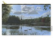 September Afternoon In Clumber Park Carry-all Pouch by Richard Harpum