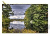 September Storm Clouds Carry-all Pouch
