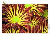 September's Radiance In A Flower Carry-all Pouch