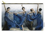 Sequential Dancer Carry-all Pouch