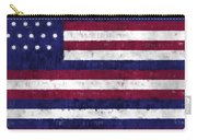 Serapis Flag Carry-all Pouch by World Art Prints And Designs