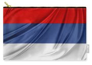 Serbian Flag Carry-all Pouch