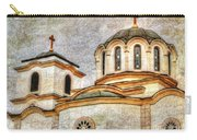 Serbian Orthodox Church - San Marcos California Carry-all Pouch