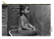 A Moment Of Serenity Carry-all Pouch