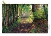 Serene Garden Path Carry-all Pouch