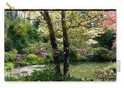 Serene Garden Retreat Carry-all Pouch