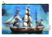 Serene Sailing Carry-all Pouch