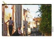 Serene Venice Scene Carry-all Pouch