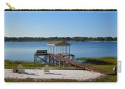 Serenity At The Lake Carry-all Pouch