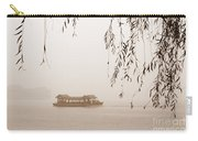 Serenity In Sepia Carry-all Pouch