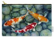 Serenity Koi Carry-all Pouch