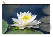 Serenity On The Lily Pond Carry-all Pouch