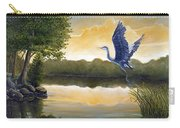 Serenity Carry-all Pouch by Rick Huotari