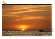 Serenity Sunset Carry-all Pouch