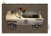 Sergeant Pedal Car Carry-all Pouch