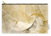 Series Abstract Art In Earth Tones 1 Carry-all Pouch