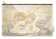 Series Abstract Art In Earth Tones 2 Carry-all Pouch