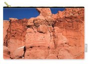 Serpent On The Cliff Carry-all Pouch