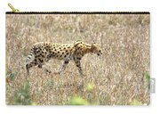 Serval Cat - Kenya Carry-all Pouch