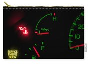Service Engine Oil Pressure Carry-all Pouch