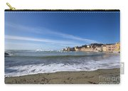 Sestri Levante And Beach Carry-all Pouch