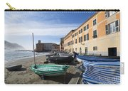 Sestri Levante And Boats Carry-all Pouch