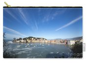 Sestri Levante With Clouds Carry-all Pouch